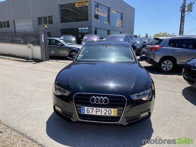 usado Audi A5 Sportback 2.0 tdi exclusive multitronic