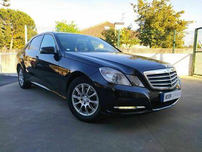usado Mercedes E200 CDi Elegance BlueEfficiency Auto