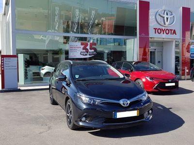 usado Toyota Auris Touring Sports AURIST1.8 Hybrid Comfort + Techno + Pack Sport