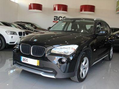 usado BMW X1 20 d sDrive