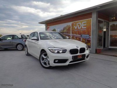usado BMW 116 116CV GPS COMO NOVO