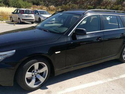 brugt BMW 520 520 d Touring Auto