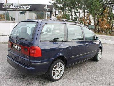 gebraucht VW Sharan 1.9TDi 115cv 7Lug