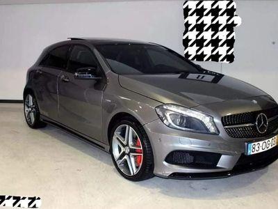 usado Mercedes A45 AMG