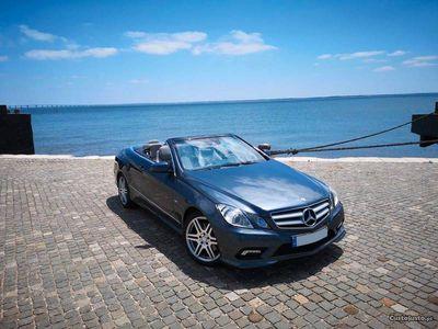 usado Mercedes E250 Cabrio AMG