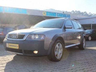 usado Audi A6 Allroad 2.5 TDI V6 QUATTRO