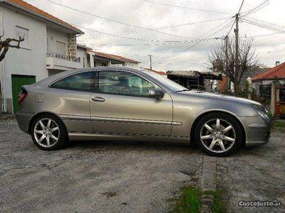usado Mercedes C220 sport coupe