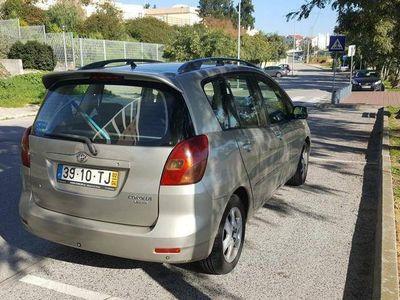 usado Toyota Corolla Verso -