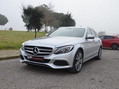 usado Mercedes C350 plug-in iva dedutivel