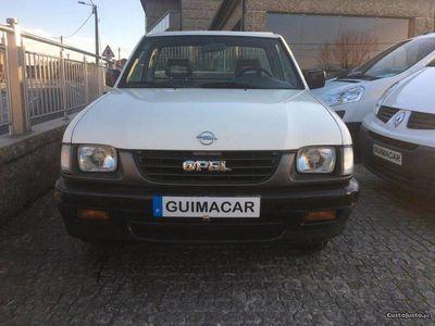 usado Opel Campo 2.5TD 1 Dono 108 mil