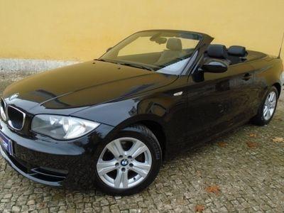 usado BMW 120 Cabriolet