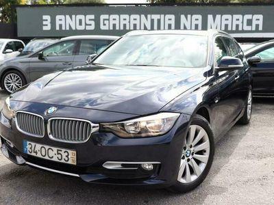 usado BMW 318 D Touring Line Modern