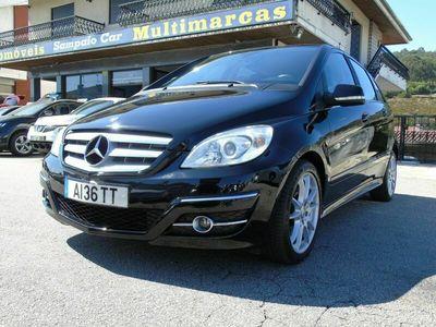 usado Mercedes B180 ClasseCDi Aut. (109cv) (5p)