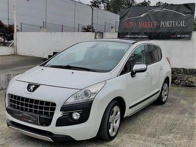 usado Peugeot 3008 2.0 HDI Sport 150cv