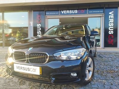 usado BMW 118 d Sport Line AUTO