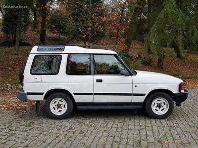 gebraucht Land Rover Discovery Tdi NACIONAL