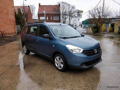 usado Dacia Lodgy 7 Lugares