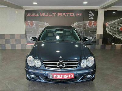 usado Mercedes CLK200 Kompressor Cabrio Avantgarde