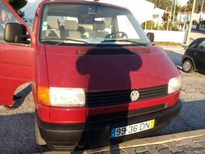 usado VW Transporter 2.4D