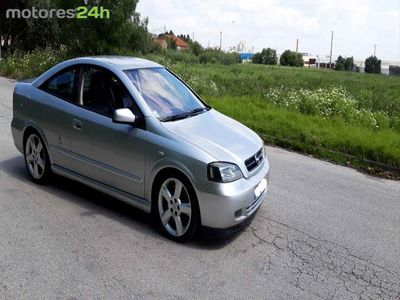 usado Opel Astra Cabriolet TwinTop 2.0 T