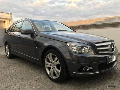 usado Mercedes C350 3.0 V6 234CV NAC.