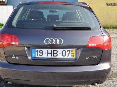 brugt Audi A6 Avant 2.7 TDi V6