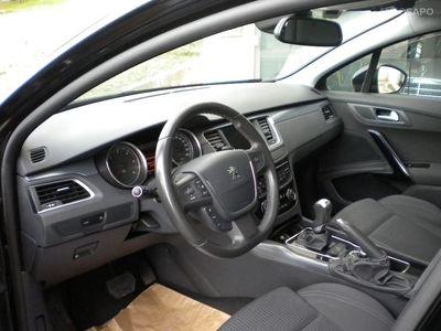 gebraucht Peugeot 508 1.6 e-HDi Business Line Pack 2-Tronic (115cv) (5p)