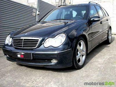 usado Mercedes 220 Classe C StationCDi Avantgarde