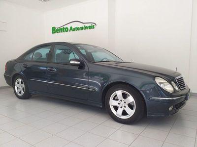 usado Mercedes E320 4-Matic Avantgard Automatico