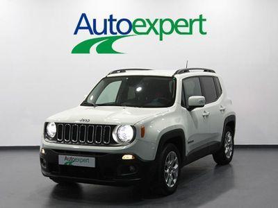 usado Jeep Renegade 1.6 mjet 120cv longitude 4x2 manual 6v e6