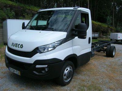 usado Iveco Daily 50C17