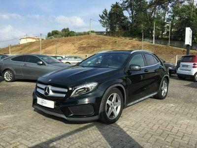 usado Mercedes GLA220 CDi AMG Line 4-Matic