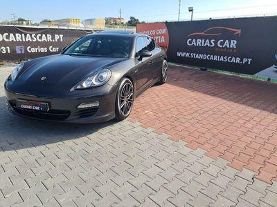 usado Porsche Panamera 3.0D Platinum Edition