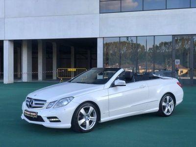 usado Mercedes E220 CDi Avantgarde BE Auto.