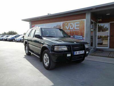 usado Opel Frontera A 2.8tdi 113cv Longo
