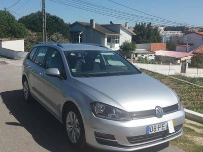 used VW Golf Variant 1.6 tdi