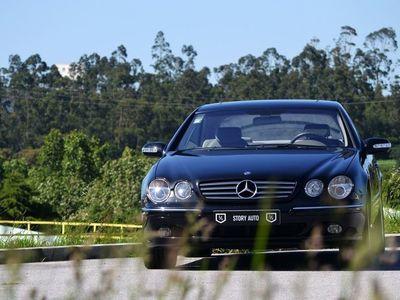 usado Mercedes CL500 ---