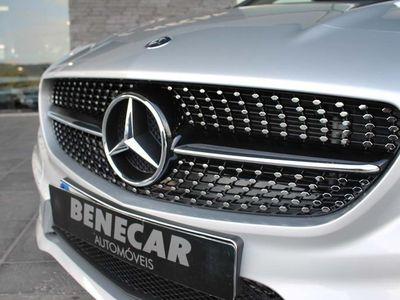 usado Mercedes CLA220 CDi AMG Aut. / Pack Night / GPS
