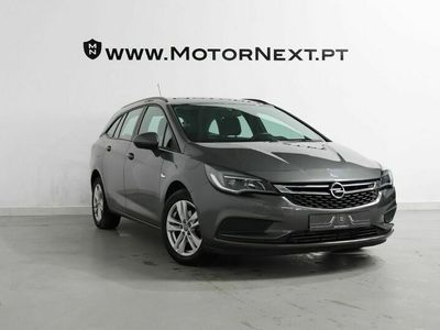usado Opel Astra 1.6 CDTi Sports Tourer Business Edition
