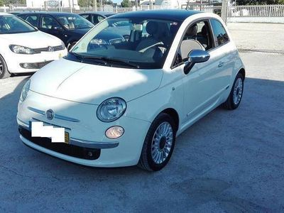 usado Fiat 500 1.2 Lounge -