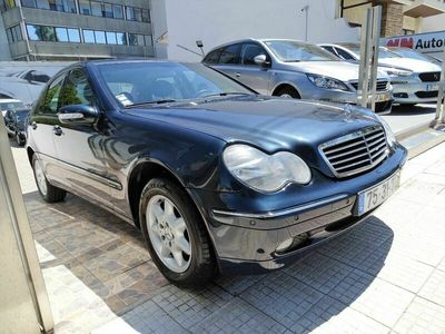 usado Mercedes C180 ClasseKOMPRESSOR ELEGANCE AUTO 143 CV