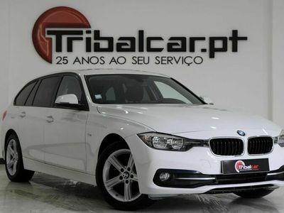 usado BMW 316 D Touring Line Sport