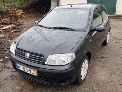 brugt Fiat Punto 1.3 jtd 90 cv A/C