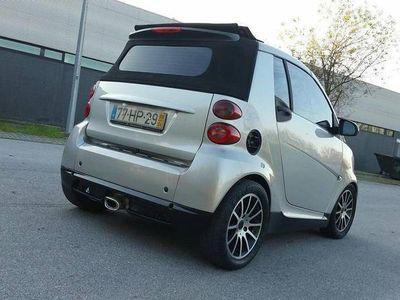 usado Smart ForTwo Cabrio 1.0 2009 (exclusive brabus) -