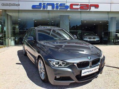 usado BMW 330 258 CV DA PACK M