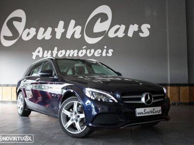 used Mercedes C200 D EXCLUSIVE (136 CV ) 3.624 KMS COMO NOVA