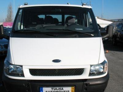 usado Ford Transit 115 T350 Di Cab. Dupla 6L