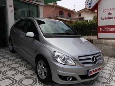 usado Mercedes B180 CDi Executive Aut.