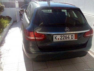usado Mercedes C220 CDI 7G Tronic -