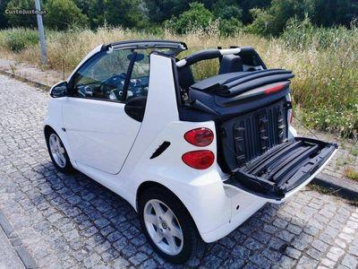usado Smart ForTwo Cabrio nacional